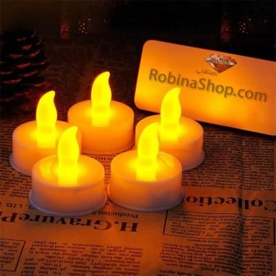 شمع وارمر ال ای دی LED