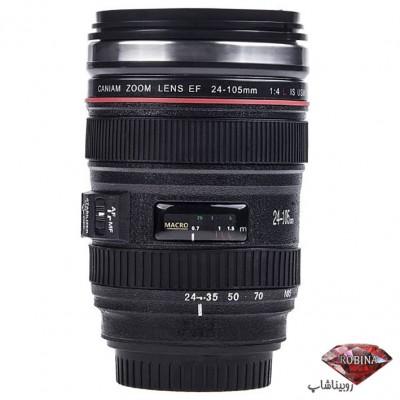 ماگ طرح لنز دوربین مدل Caniam24-105mm