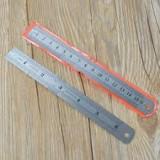 خط کش استیل 15 و 20 سانتی متری