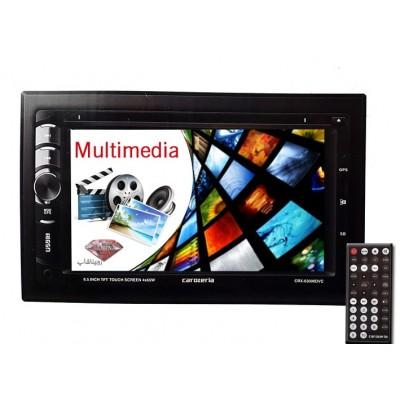 رادیو پخش مانیتور دار کاروزریا مدل 63000