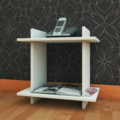 میز تلفن چوبی جداشونده MDF