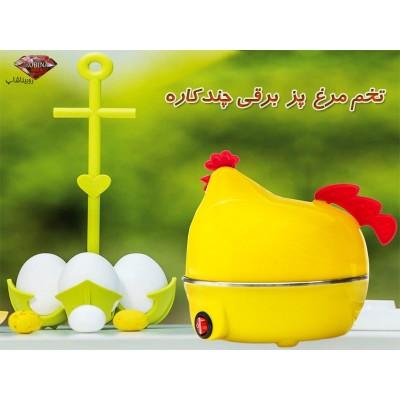 تخم مرغ پز برقی