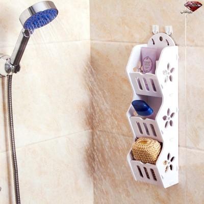 شلف سه محفطه حمام