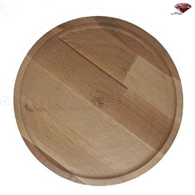 بشقاب چوبی سایز متوسط