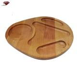 عصرانه خوری چوبی طرح اشک